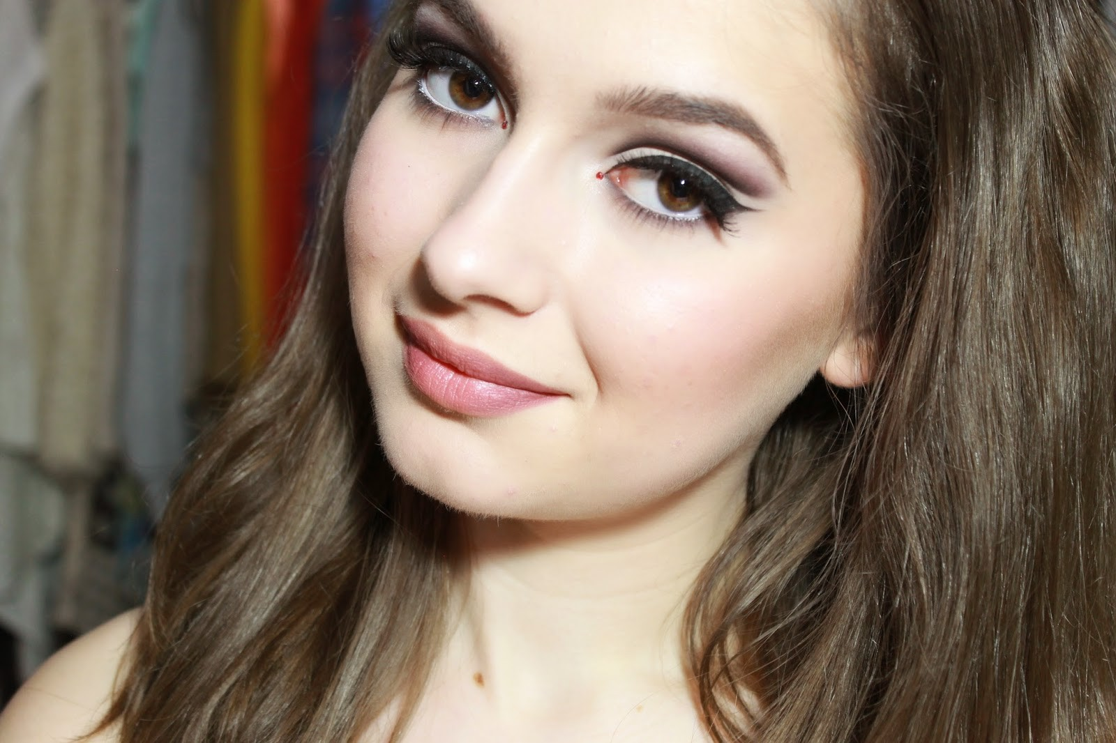 Makeup Burlesque Makeup Collab Denisa Sima M