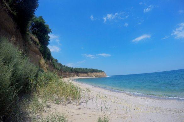 plaja pustie
