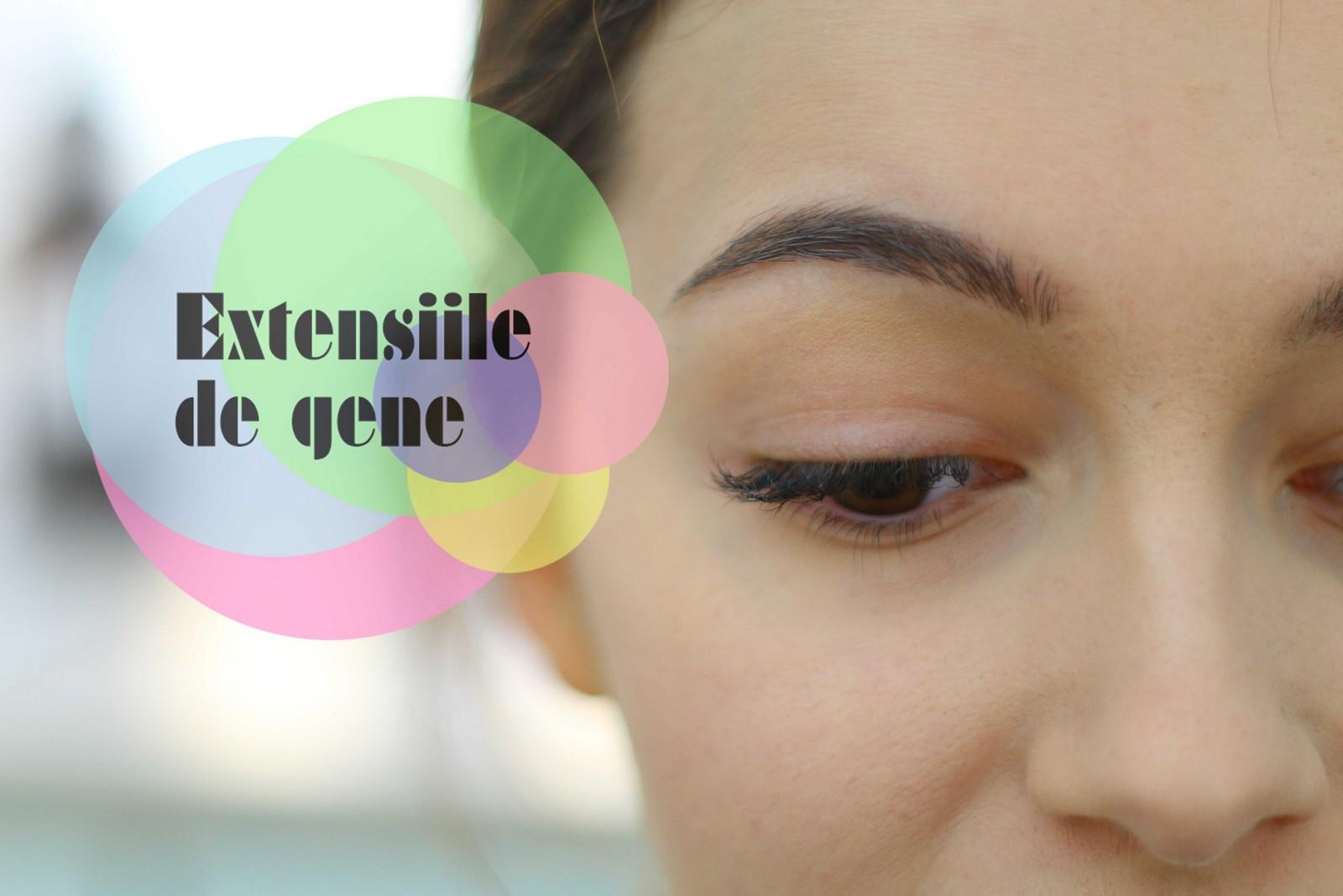 extensii de gene