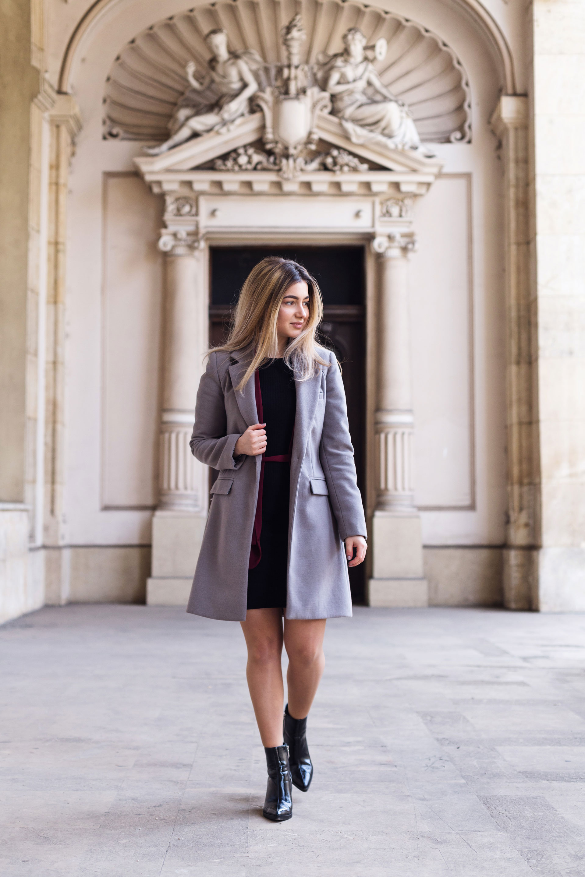 denisasimam-nakd-grey-coat-black-heels-outfit