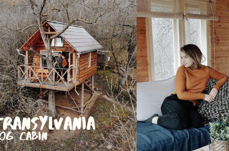 Transylvania Log Cabin - The Hidden Village