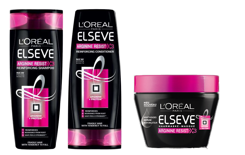 Elseve Arginine Resist X3