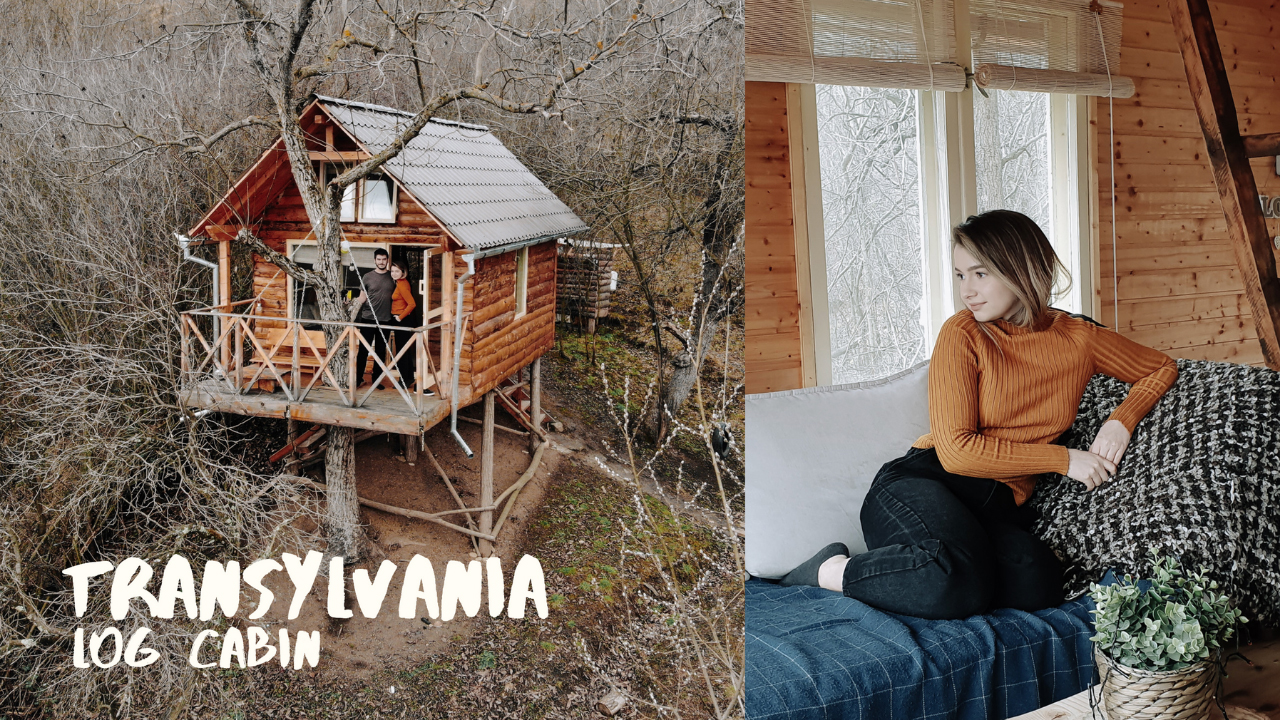 Transylvania Log Cabin - The Hidden Village
